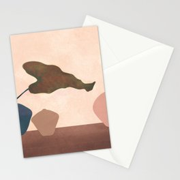Table Line III Stationery Cards
