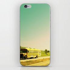 School bus iPhone & iPod Skin