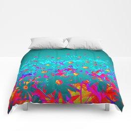 Faerie Garden Vignette   Flower   Flowers   Comforters