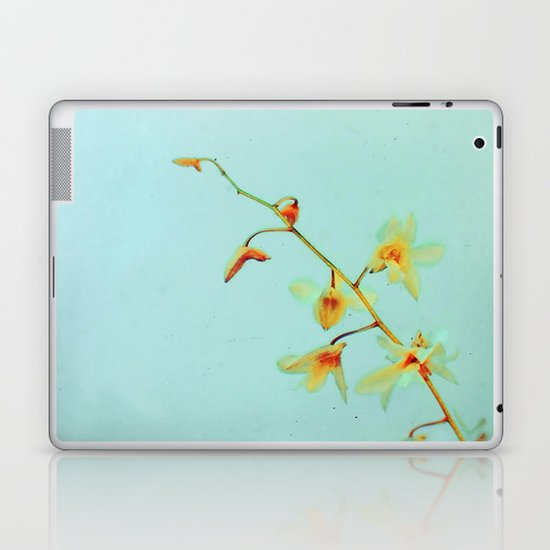 Baby Blue Laptop & iPad Skin