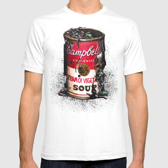 Cream of Vegetable T-shirt