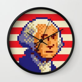 Jurassic President, Episode 1 – American History Rex Wall Clock