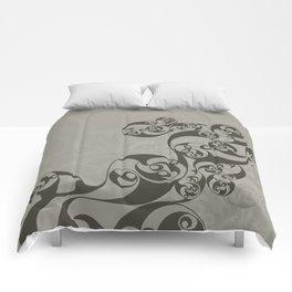 Anglo-Saxon Mirror Comforters