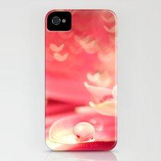 hearts Slim Case iPhone (4, 4s)