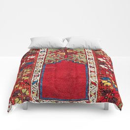 Mujur Central Anatolian Niche Rug Print Comforters