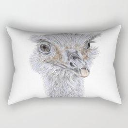 Face to face Rectangular Pillow
