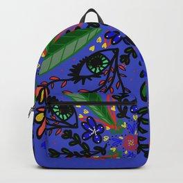 The Growing Eye Backpack