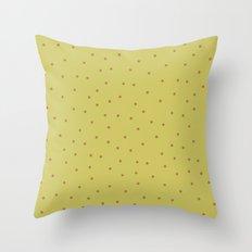 Pistachio  Throw Pillow