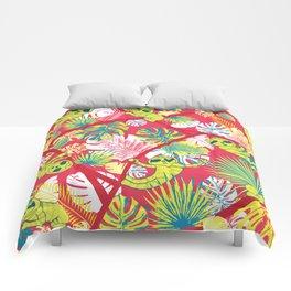 Drunken Sloths Comforters