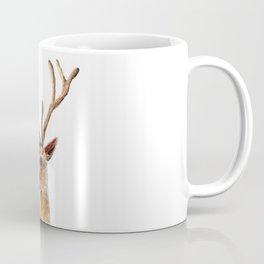 deer watercolor painting Coffee Mug