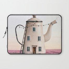 Teapot House Laptop Sleeve