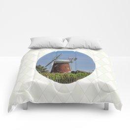 Horsey windpump Comforters
