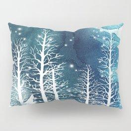 Winter Night 2 Pillow Sham