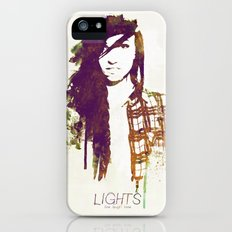 We are lights iPhone (5, 5s) Slim Case