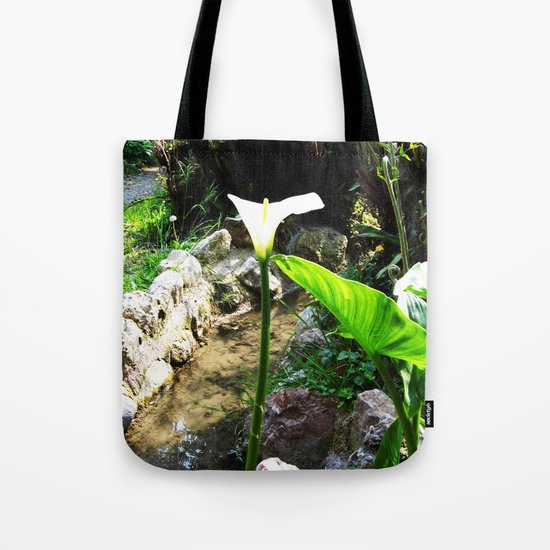 THE OTHER WORLD Tote Bag