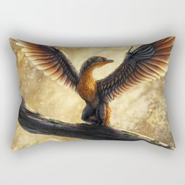 Archaeopteryx Lithographica Commission Rectangular Pillow