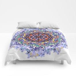 En Force Sri yantra Comforters