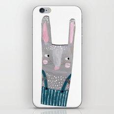 Pelle Kanin iPhone & iPod Skin