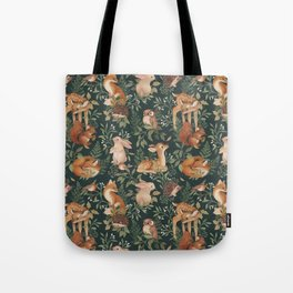 Nightfall Wonders Tote Bag