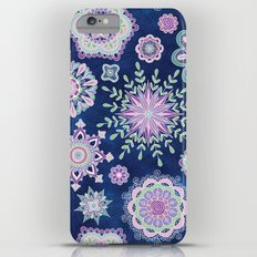 Folky SnowFlowers iPhone 6s Plus Slim Case