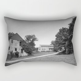 Mill Tract Farm, PA 1958 Rectangular Pillow