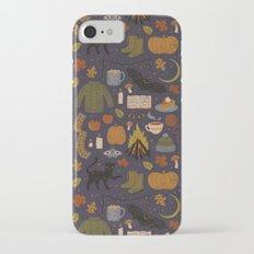 Autumn Nights iPhone 7 Slim Case