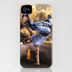 Break dance iPhone (4, 4s) Slim Case