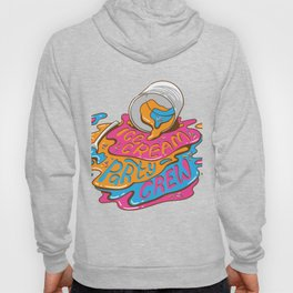 Ice Cream Party Shirt Crew Birthday Outfit Gift Hoody