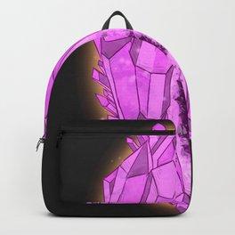 Healing Crystals Backpack