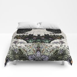 Starry Forest Comforters