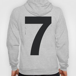 Nº7. Helvetica Posters by empatía® Hoody