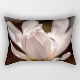 Beautiful Magnolia Rectangular Pillow