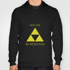 May the triforce be with you Hoody