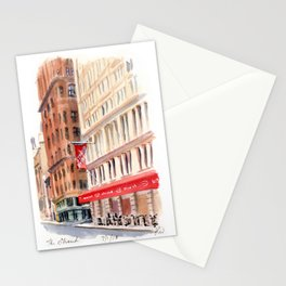 The Strand II Stationery Cards