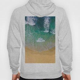 Ocean from the sky Hoody
