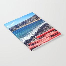 Greek Kayaks Notebook