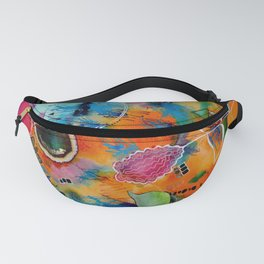 Time to Emerge Fanny Pack