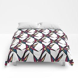 Crystallis [WHITE] Comforters