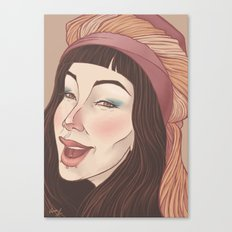 Smile3 Canvas Print