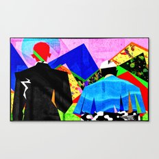 Hope and Oblivion Canvas Print