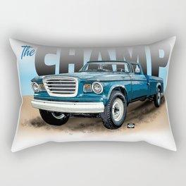 The Champ Rectangular Pillow