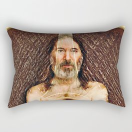 In the Wheel of Time Rectangular Pillow