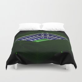 The Voyager Duvet Cover