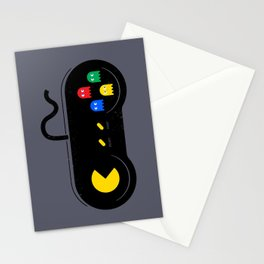 Game of Ghosts Stationery Cards
