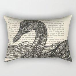 Gliding Rectangular Pillow