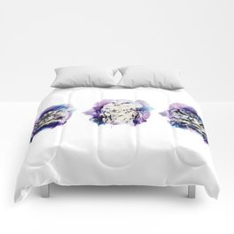 3 owl Comforters