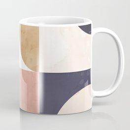 Geometric Moontime 1 Coffee Mug