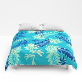 GTA Floral Hawaii Comforters
