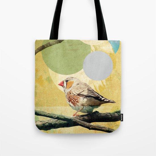 Bird Song Tote Bag