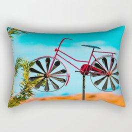 Riding High - I Rectangular Pillow